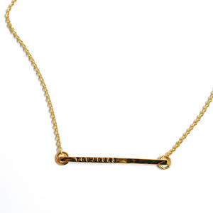 SERGE THORAVAL:セルジュトラヴァル《TOUJOURS Necklace:N4 610》トゥジュールネックレス 新作 GOLD SILVER