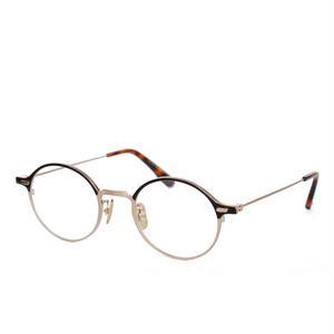 OG×OLIVER GOLDSMITH:オージーバイオリバーゴールドスミス《Re.RETRO SIX 47 Col.052》眼鏡 フレーム