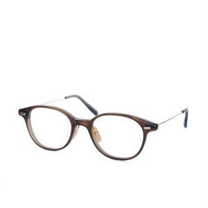 OG×OLIVER GOLDSMITH:オージーバイオリバーゴールドスミス《Re:DONA Col.115-2》眼鏡フレーム
