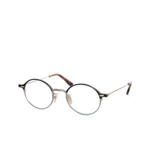 OG×OLIVER GOLDSMITH:オージーバイオリバーゴールドスミス《Re.RETRO SIX 47 Col.051》眼鏡 フレーム