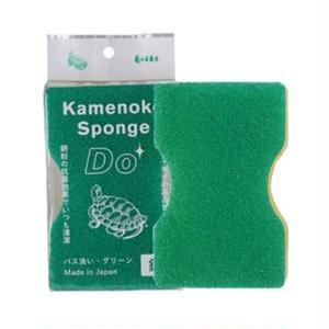 亀の子スポンジ Do バス洗い Green