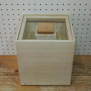 桐箱 米櫃 5kg