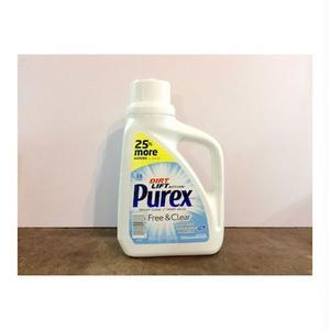 PUREX / 洗濯用洗剤 フリー&クリア 1,470ml