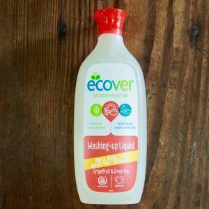 ecover 食器用洗剤 グレープフルーツ 500ml