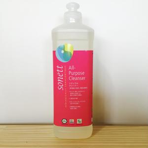 sonett マルチに使える洗剤
