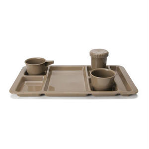 "Camper Tray Set ""Coyote"""