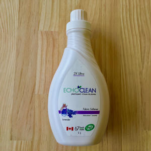 ECHO CLEAN 濃縮柔軟剤 ラベンダー 1L