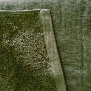 ガーゼ&パイル 今治タオル 63x125cm OD