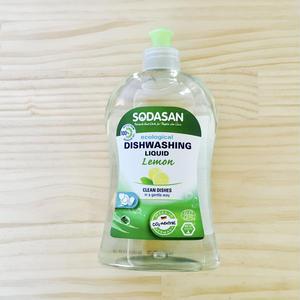 SODASAN 食器用の洗剤