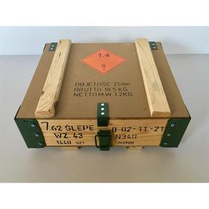 木製アンモボックス