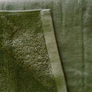 ガーゼ&パイル 今治タオル 34x40cm OD
