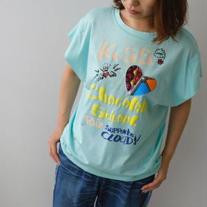 RITSUKO SHIRAHAMA   Tシャツ  7224061
