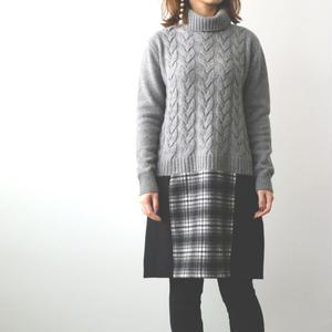 RITSUKO SHIRAHAMA ニットワンピース 8287210