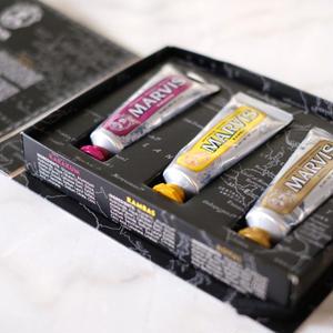 MARVIS 歯磨き粉 限定フレーバー3本セット 8852094