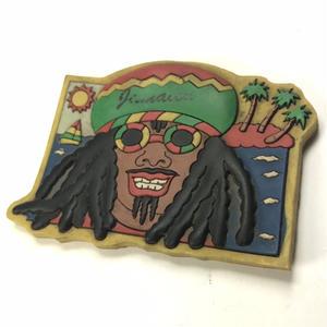 ジャマイカ直輸入!デッドストックマグネット