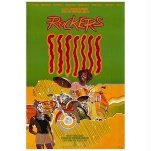 再入荷!超有名ジャマイカ映画!レアポスター直輸入!「ROCKERS」有名アーティスト多数出演!