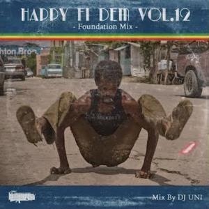 HUMAN CREST 「HAPPT FI DEM Vol.12 -Foundation Mix- 」Mixed by DJ UNI