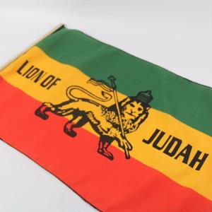再入荷!ジャマイカ直輸入!フラッグ LION