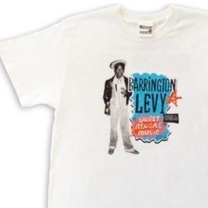 デッドストック 激レア「 BARRINGTON LEVY TEE 」