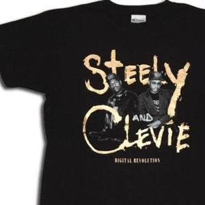 デッドストック 激レア「STEELY & CLEVIE TEE -REGGAE ANTHOLOGY - 」