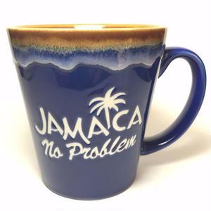 ジャマイカ マグカップ「JAMAICA NO PROBLEM」