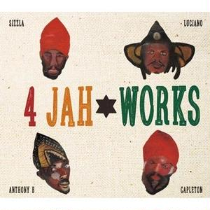 OGA [JAH WORKS]/4 JAH WORKS DUB PLATE COLLECTION