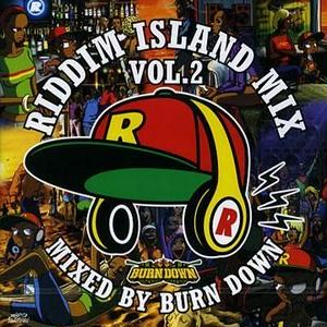 ROCKERS ISLAND「RIDDIM ISLAND MIX vol.2 / MIXED BY BURN DOWN」