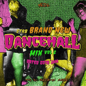 MEDZ presents「STR8 BRAND NEW MIX Vol.2 -JAN 2018-」Mixed by Bad Gyal Marie