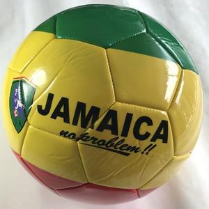 再入荷!ジャマイカ直輸入!JAMAICAサッカーボール