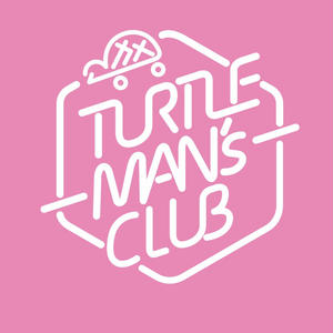 女性限定COLOR!! TURTLE MAN's CLUB T-SHIRTS【ONE NIGHT PINK】