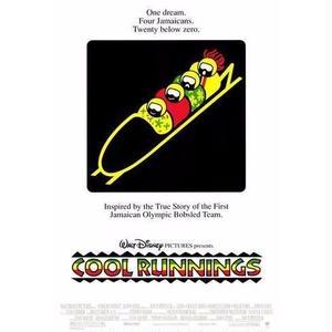 再々入荷!超有名ジャマイカ人出演映画!レアポスター直輸入!「COOL RUNNING」