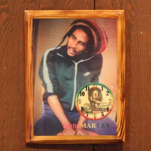 ボブマーリー(BOB MARLEY )BOB MARLEY 壁掛け時計