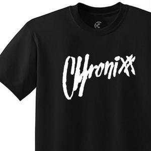 ジャマイカ直輸入  CHRONIXX【Chronixx 】T-SHIRTS  BLACK