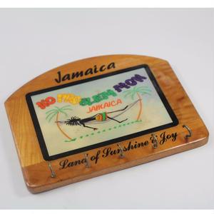ジャマイカ直輸入!壁掛け 鍵かけ デッドストック