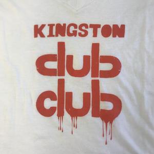 レア!ジャマイカ直輸入 KINGSTON DUB CLUB Tシャツ!【LADIES1枚限定】