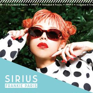 FRANKIE PARIS 「SIRIUS」 【予約】