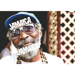 JUNYA S -STEADY/ JAMAICA JAMAICA(PHOTO BOOK) 特典 Vintage VINYL LOVERS MIX CD付き