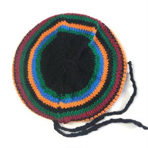 夏でもオススメ!ジャマイカ直輸入!JR GONGと同じデザイナーが作ったハンドメイドタム(ニット帽)