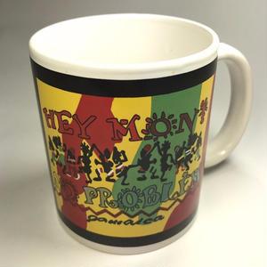 ジャマイカ直輸入 NO PROBLEM JAMAICA マグカップ