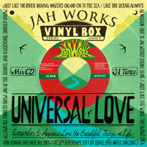 OGA [JAH WORKS]/ JAH WORKS VINYL BOX Vol.2 - UNIVERSAL LOVE -