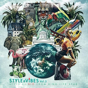 RIO[ KING LIFE STAR ]/STYLE & VIBES vol.3
