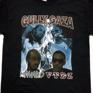 マイアミから直輸入!こだわりのシルクプリント!GULLY vs GAZA  T-SHIRTS 数量限定【KOLA CHAMPAGNE】