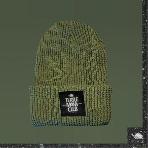 GRAY KNIT CAP【TURTLE MAN'S CLUB】
