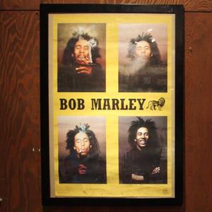 BOB MARLEY デッドストック 有名ポスター オフィシャル