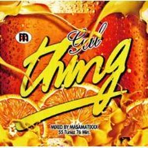 RACY BULLET (DJ MASAMATIXXX)「 GAL THING vol.6」