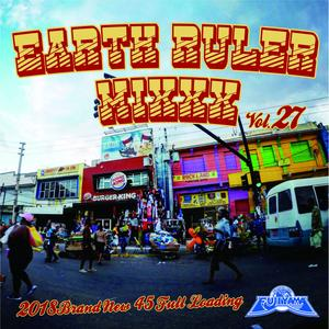 FUJIYAMA 「EARTH RULER MIXXX vol.27」Mixed by ACURA