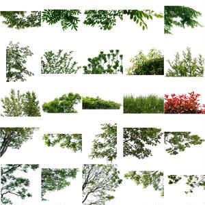 無料-前景樹木素材セット 80個 free_zenkei_set01