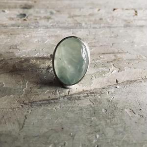 プレナイトの指輪 No,1