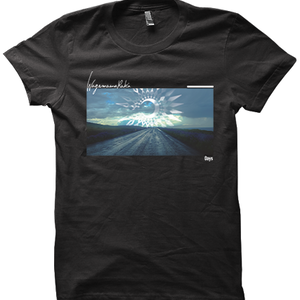 Days T-Shirts (ブラック)