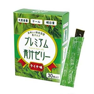 青汁ゼリー5商品の紹介記事!(600文字)